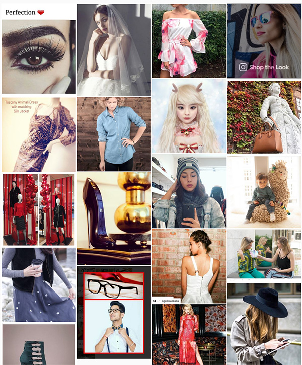 Create visual campaigns with Instagram UGC